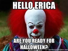 Hello Erica